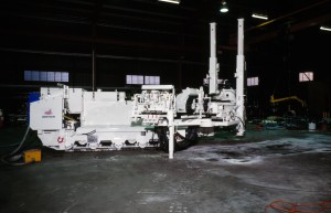Crawler Mounted Drill Rigs